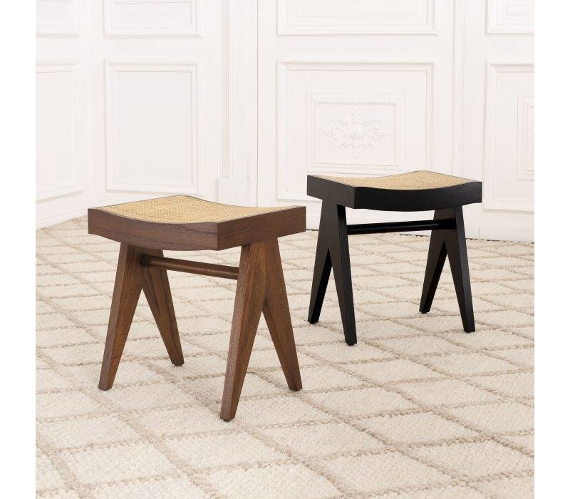 Stool 'Arnaud' - Black
