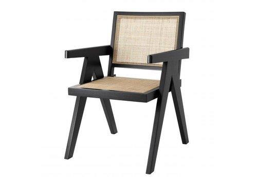 EICHHOLTZ Dining chair Aristide - Black