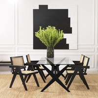 Dining chair 'Aristide' - Black