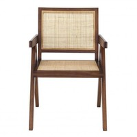 Dining chair 'Aristide' - Brown