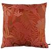 CLAUDI Throw pillow Penya Burned Orange