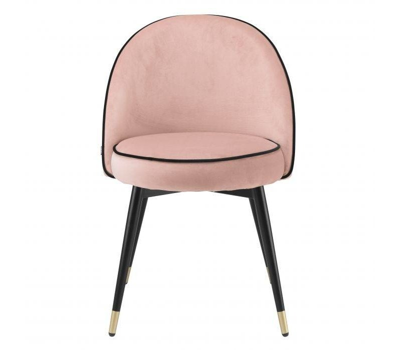 Dining chair 'Cooper' set of 2 - Nude