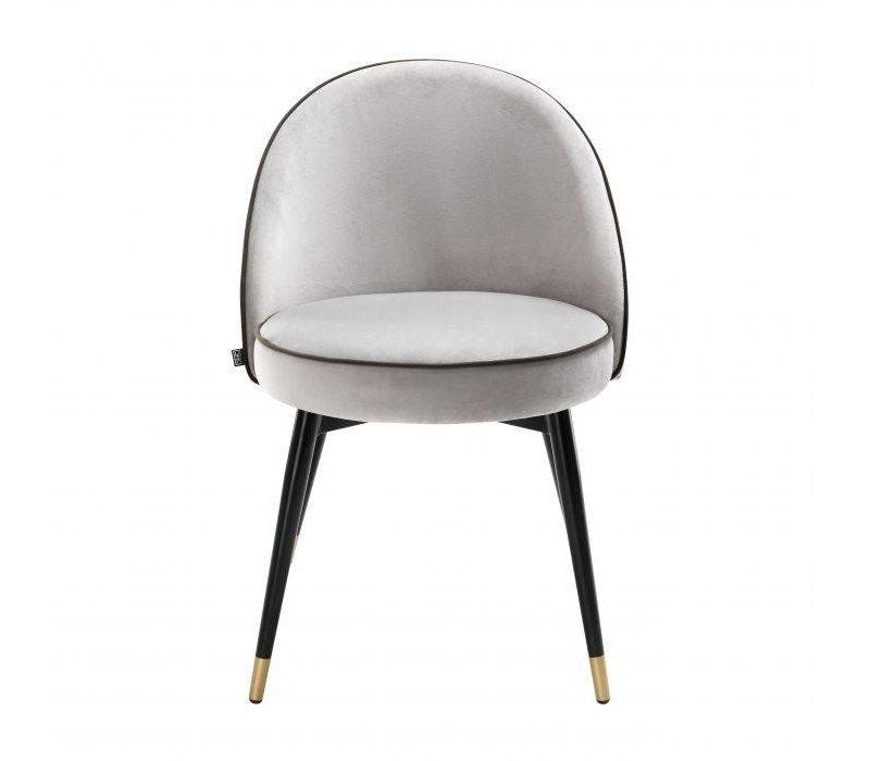 Esszimmerstuhl 'Cooper' 2er Set - Light grey
