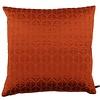 CLAUDI Cushion Petrus Burned Orange