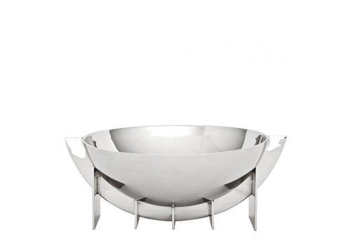 EICHHOLTZ Bowl Bismarck - Nickel finish