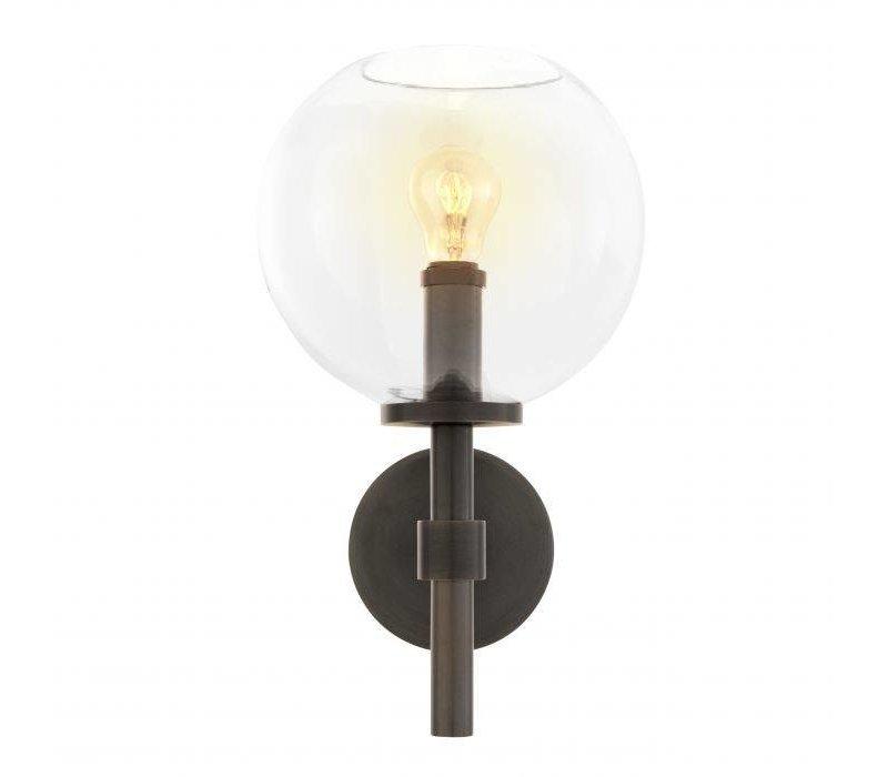 Wandlampe 'Jade' - Bronze