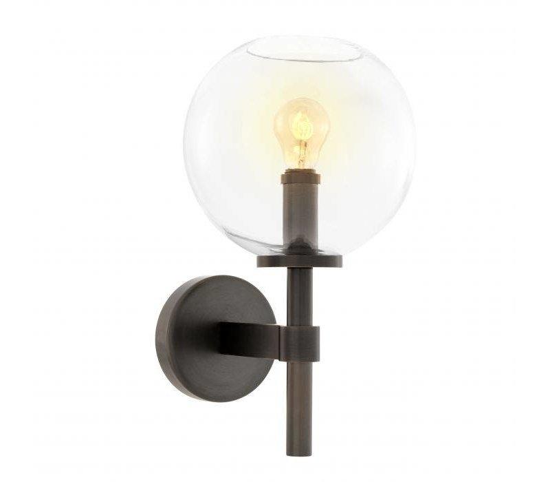 Wandlamp 'Jade' - Brons