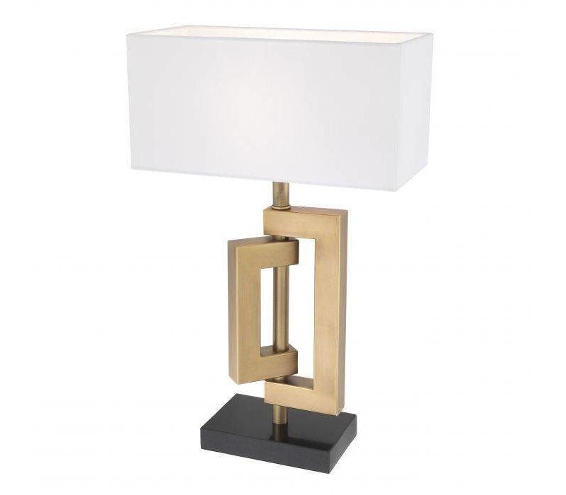 Tischlampe 'Leroux'