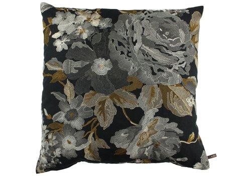 CLAUDI Cushion Marlon Anthracite / Copper