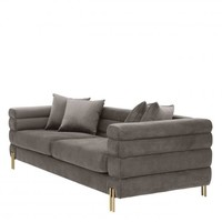 Sofa 'York'  - Savona grey