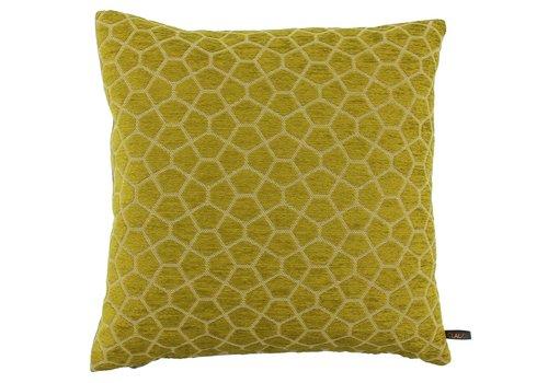 CLAUDI Cushion Bobbi Mustard