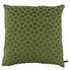 CLAUDI Decorative pillow Bobbi Olive