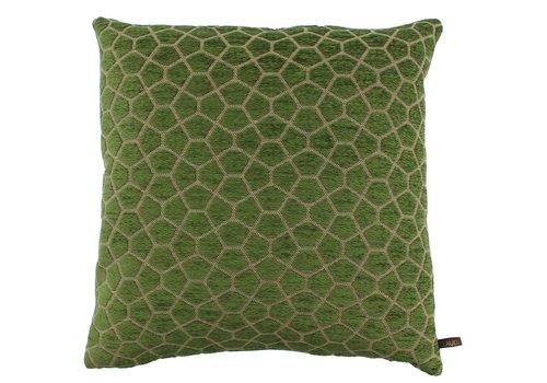 CLAUDI Cushion Bobbi Olive