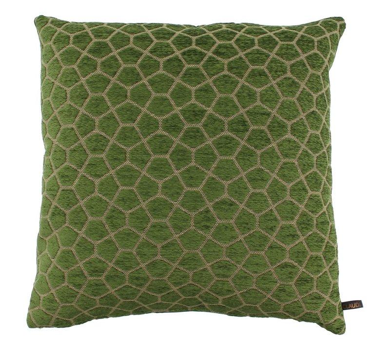 Decorative pillow Bobbi Olive