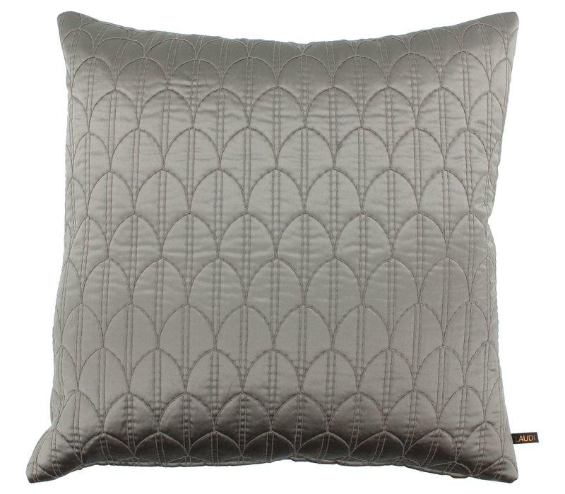 Cushion Petrus Taupe