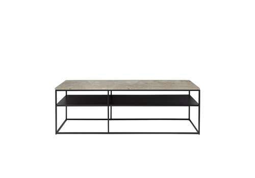 Dome Deco Console tafel 'Geneva'  - Travertine
