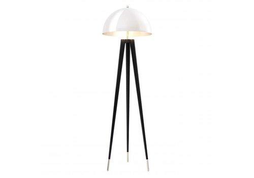 EICHHOLTZ Floor Lamp Coyote - Nickel