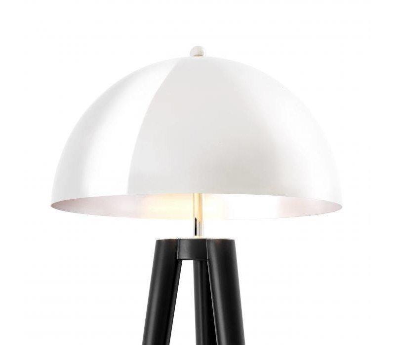 Floor Lamp 'Coyote' - Nickel