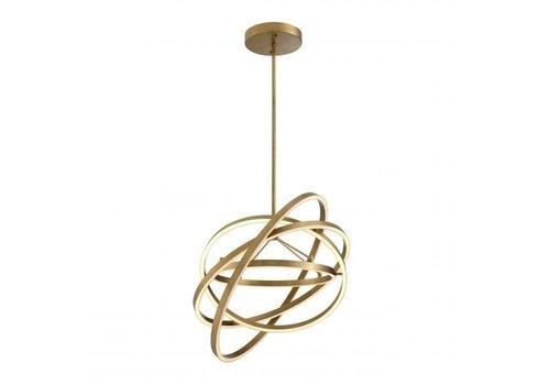 EICHHOLTZ Chandelier Cassini - antique brass