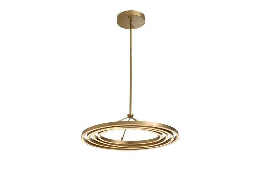 Chandelier 'Cassini' - antique brass
