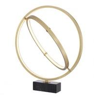Tischlampe 'Cassini' - Antique brass