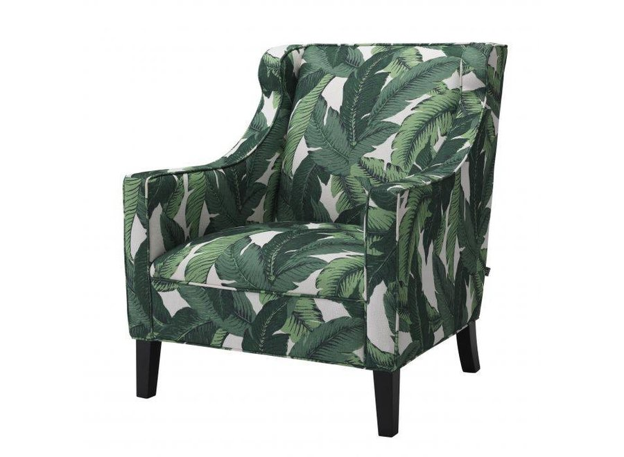 Fauteuil Jenner - Mustique green