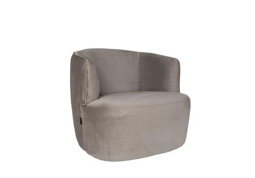 Dome Deco Lounge chair Hugo - Cream