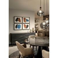Lounge chair 'Hugo' - Cream