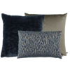 CLAUDI Cushion combination Denim Taupe: Bandi, Ganny & Bonny