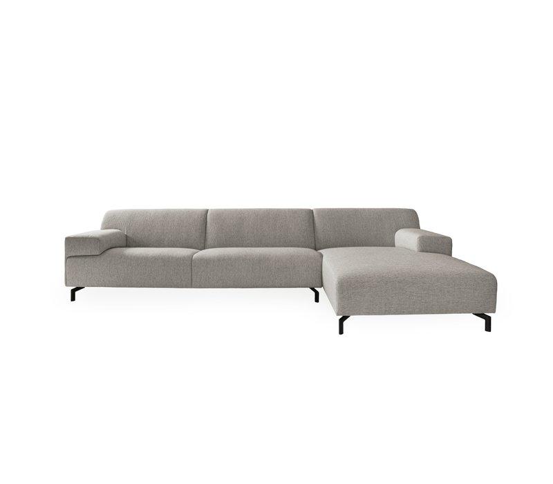 Lounge sofa 'Lugano' Brema Grey
