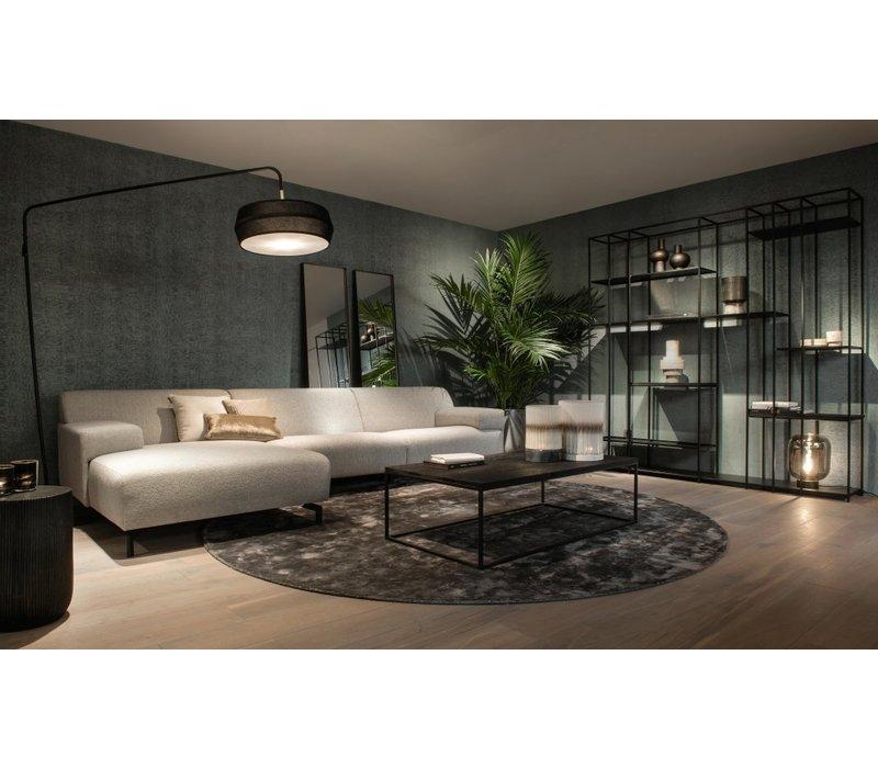 Loungebank 'Lugano' Brema Grey