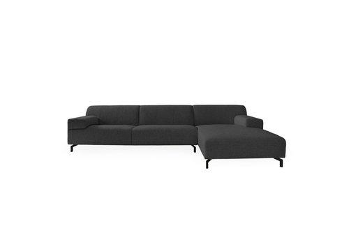 Dome Deco Lounge sofa 'Lugano' Brema Anthracite