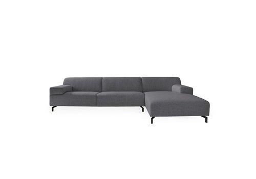 Dome Deco Lounge sofa 'Lugano' Cameleon Anthracite