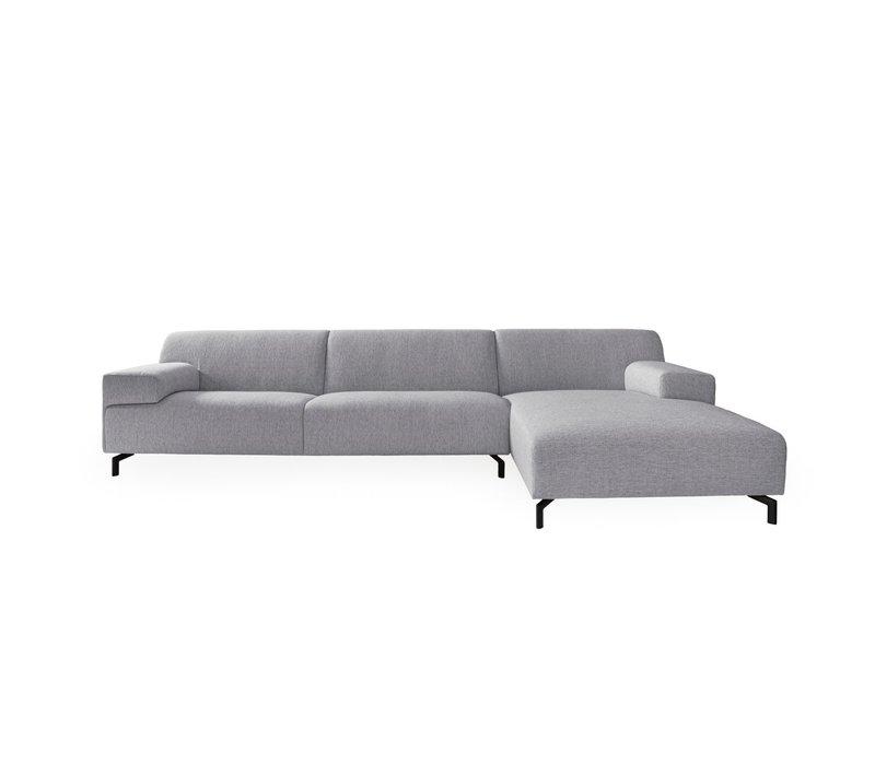 Loungebank 'Lugano' Cameleon Grey