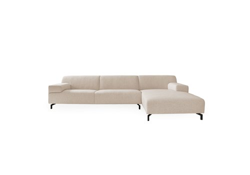 Dome Deco Lounge sofa 'Lugano' Milton Cream