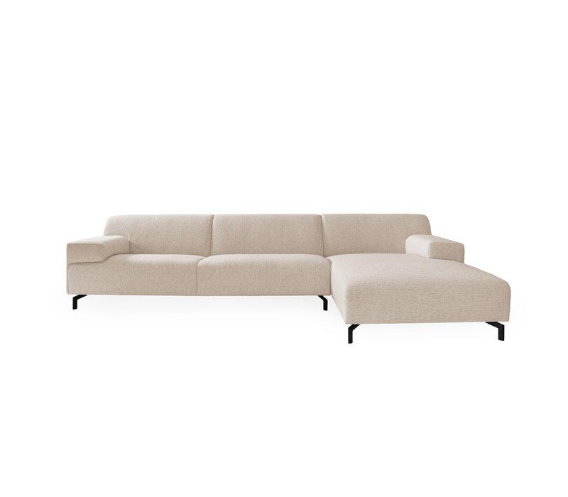 Lounge sofa 'Lugano' Milton Cream