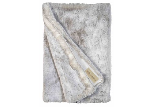 Winter-Home Bontplaid - Silverwolf