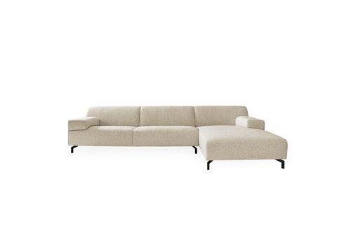 Dome Deco Lounge sofa 'Lugano' Yellowstone Cream