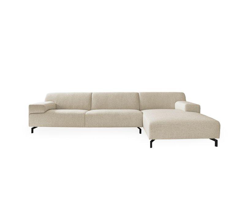 Lounge sofa 'Lugano' Yellowstone Cream