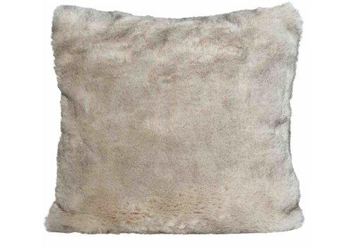 Winter-Home Cushion fur - Iberianwolf