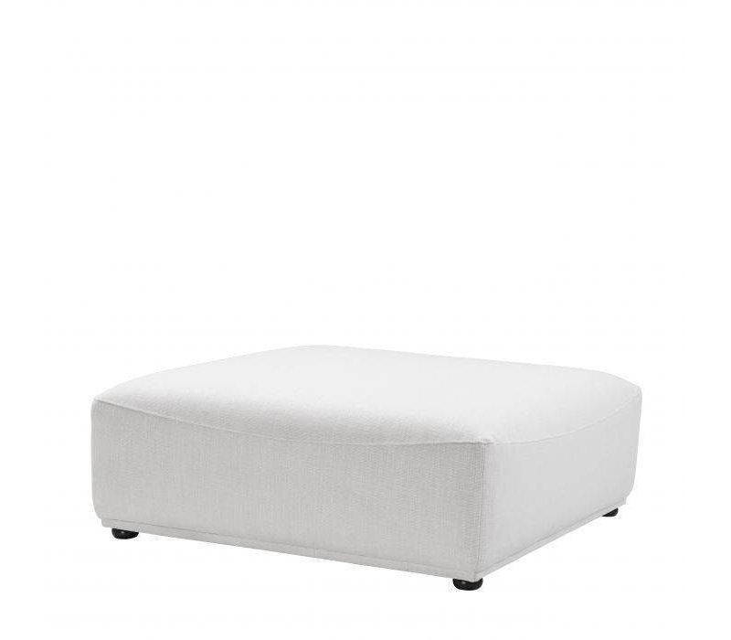 Ottoman 'Mondial' - White