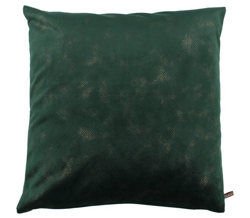 Cushion Mitchel Dark Green