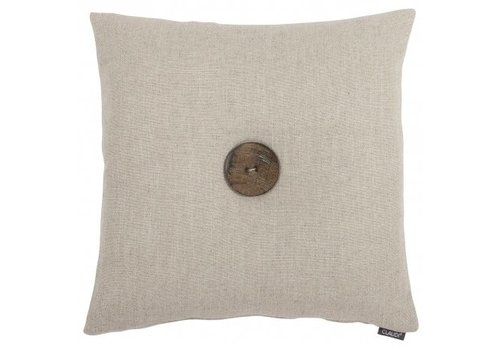 CLAUDI Chique Cushion Prospero Sand