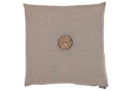 CLAUDI Cushion Prospero Grey