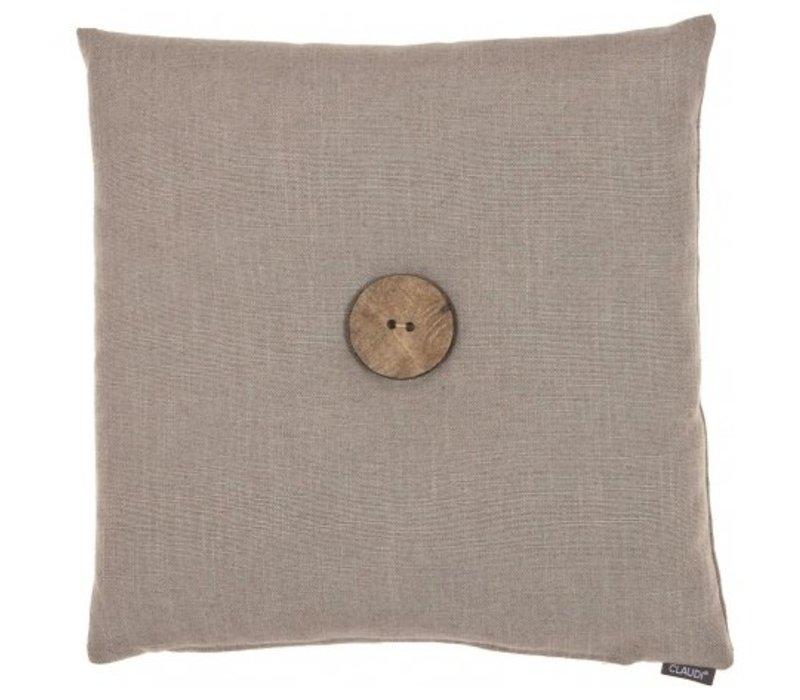 Cushion Prospero in color Grey