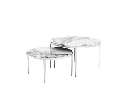 EICHHOLTZ Coffee table Fredo Set of 2