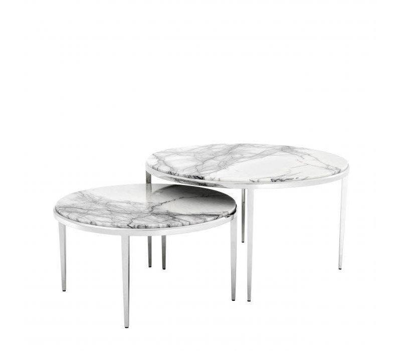 Coffee table 'Fredo' Set of 2