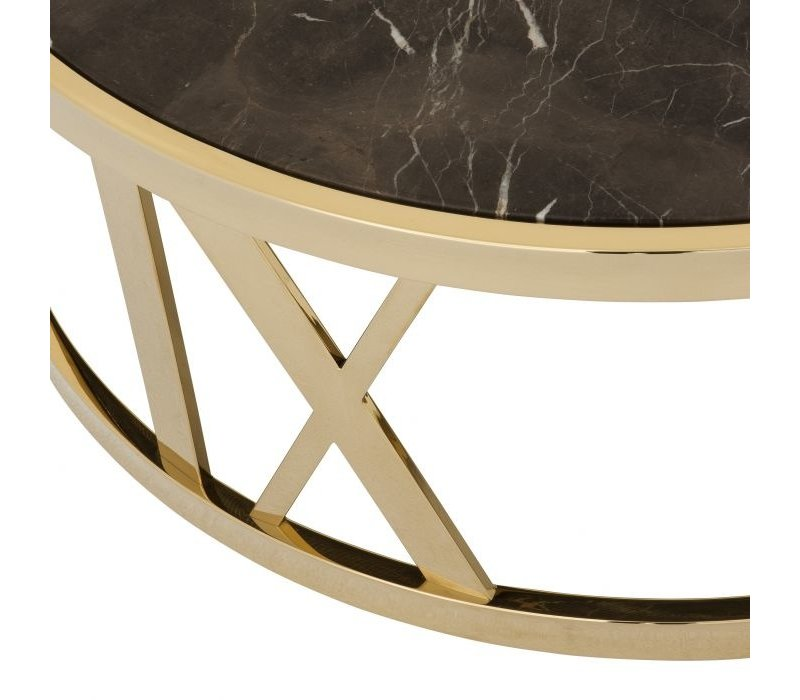 Coffee table 'Baccarat'