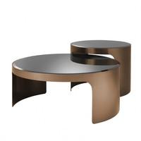 Coffee table 'Piemonte' Set of 2