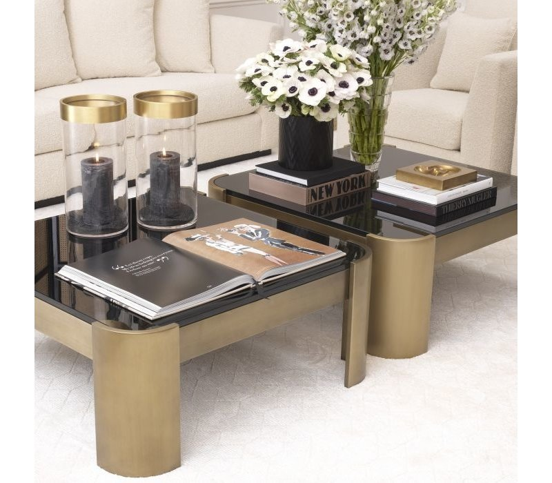Coffee table 'Courrier'